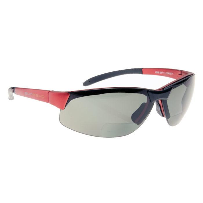 Sunread Sport Röd - Bifokala Solglasögon