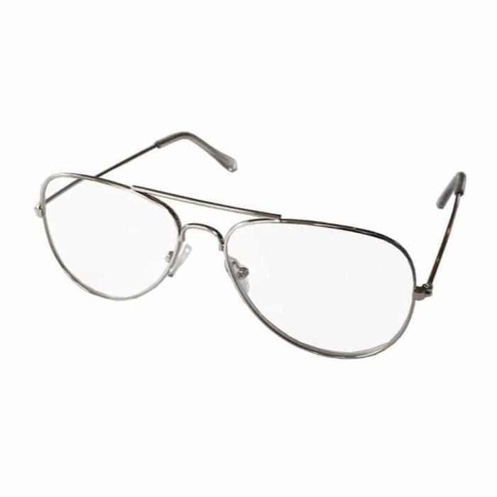 Pilot Eyewear - Silver