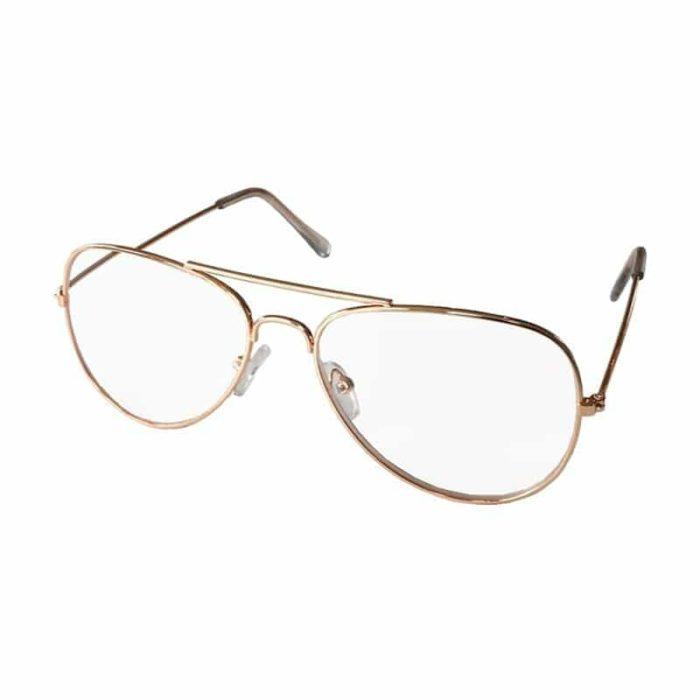 Pilot Eyewear - Gold